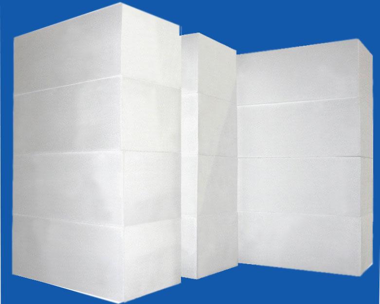 Mốp xốp block 4<br>KT: 2000 x 4000 x 600